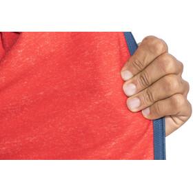 Salewa Agner Cordura 2 PL - Chaqueta Hombre - rojo/azul